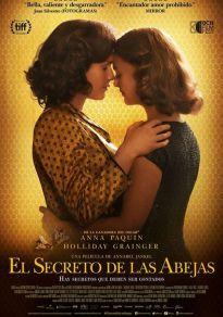 Cartel de la película El secreto de las abejas