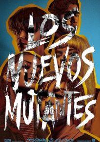 Cartel de la película Los nuevos mutantes
