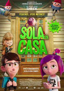 Cartel de la película Sola en casa