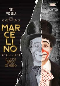 Cartel de la película Marcelino, el mejor payaso del mundo (2020)