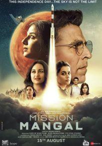 Cartel de la película Mission Mangal