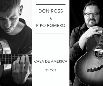Don Ross + Pipo Romero