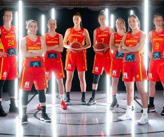 Selección femenina de baloncesto de España
