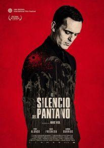 Cartel de la película El silencio del pantano