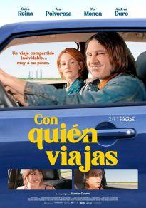 Cartel de la película Con quién viajas