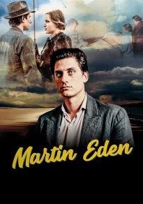 Cartel de la película Martin Eden