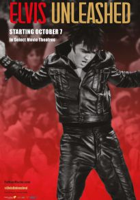 Cartel de la película Elvis Unleashed