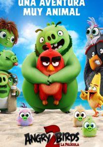 Cartel de la película Angry Birds 2: La Película