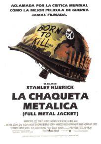 Cartel de la película La chaqueta metálica