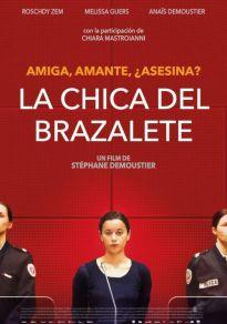 Cartel de la película La chica del brazalete