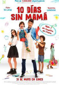 Cartel de la película 10 días sin mamá
