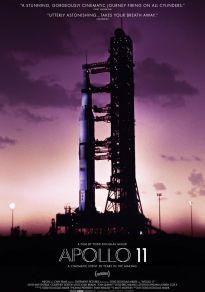 Cartel de la película Apollo 11