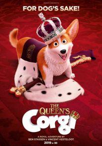 Cartel de la película Corgi: Las mascotas de la reina