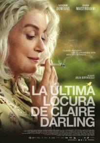 Cartel de la película La última locura de Claire Darling