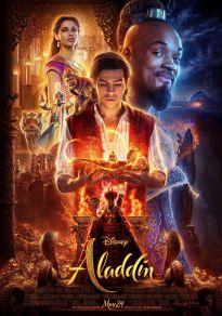 Cartel de la película Aladdín (2019)