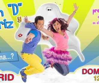 Juan D y Beatriz: misión... ¿fantasma?