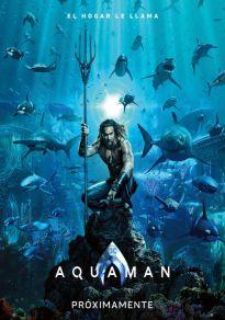 Cartel de la película Aquaman