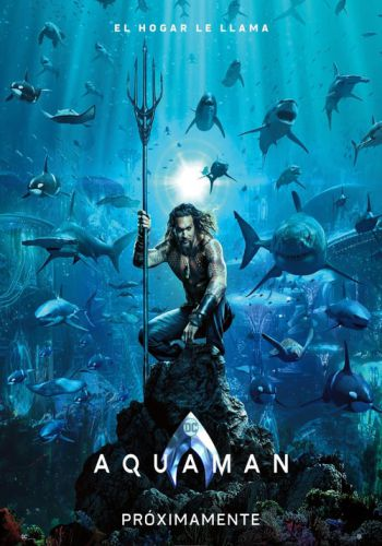 Aquaman background