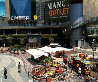 Cinesa Heron City 3D (Barcelona)