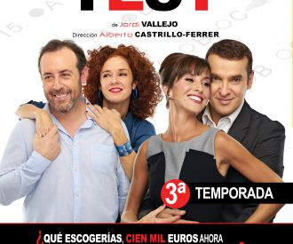 Entradas para El test de Jordi Vallejo