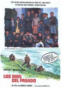Cartel de la película Los días del pasado
