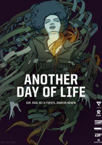 Cartel de la película Un día más con vida