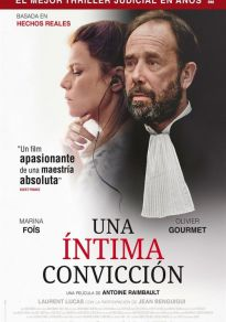 Cartel de la película Una íntima convicción