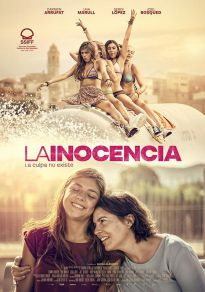 Cartel de la película La inocencia