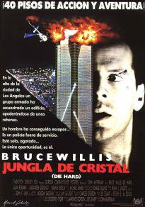 Cartel de la película Jungla de cristal