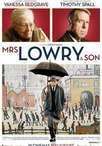 Cartel de la película La Sra. Lowry e hijo