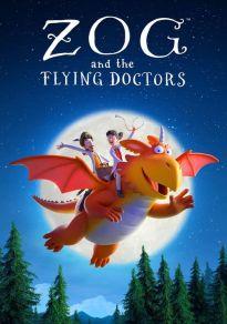 Cartel de la película Zog y los doctores voladores