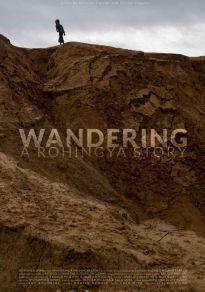 Cartel de la película Errantes sin retorno, una historia rohingya