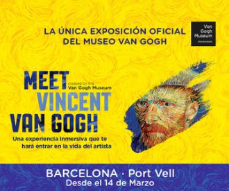 The Meet Vincent Van Gogh Experience