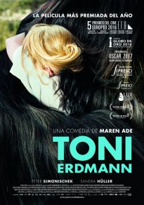 Cartel de la película Toni Erdmann