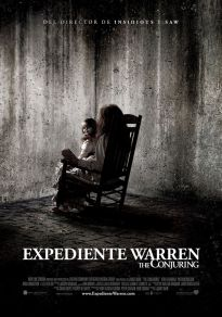 Cartel de la películaExpediente Warren. The Conjuring