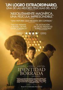 Cartel de la película Identidad borrada
