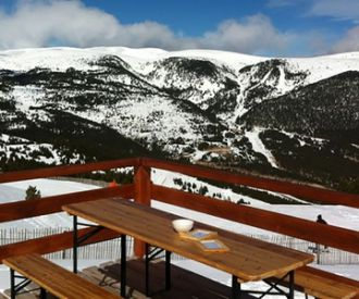 Actividades en la Estación de esquí Sierra Nevada