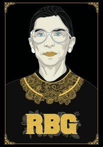 Cartel de la película RBG
