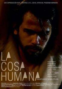 Cartel de la película La cosa humana
