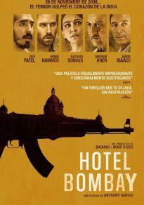 Cartel de la película Hotel Bombay