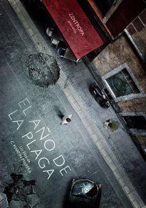 Cartel de la película El año de la plaga