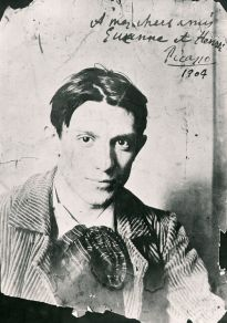 Cartel de la película El Joven Picasso