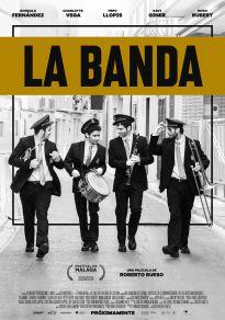Cartel de la película La banda
