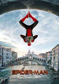 Cartel de la película Spider-Man: Lejos de casa