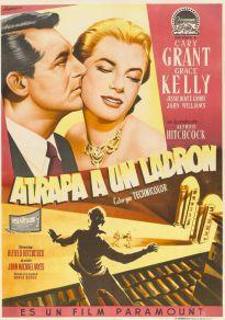 Cartel de la película Atrapa a un ladrón