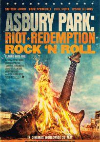 Cartel de la película Asbury park: Riot, Redemption rock'n roll