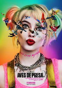 Aves de presa y la fantabulosa emancipación de Harley Quinn