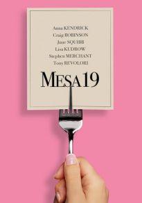 Cartel de la película Mesa 19