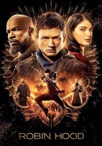 Cartel de la película Robin Hood. Forajido, héroe, leyenda