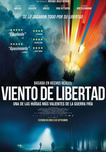 Viento de libertad background